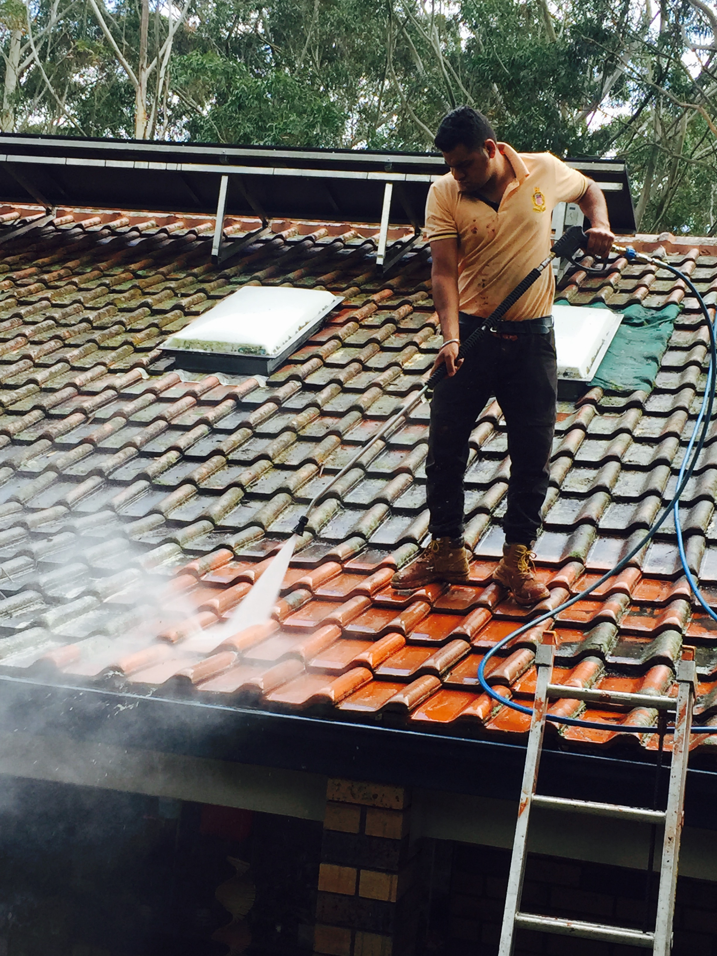 High Pressure Cleaning 2