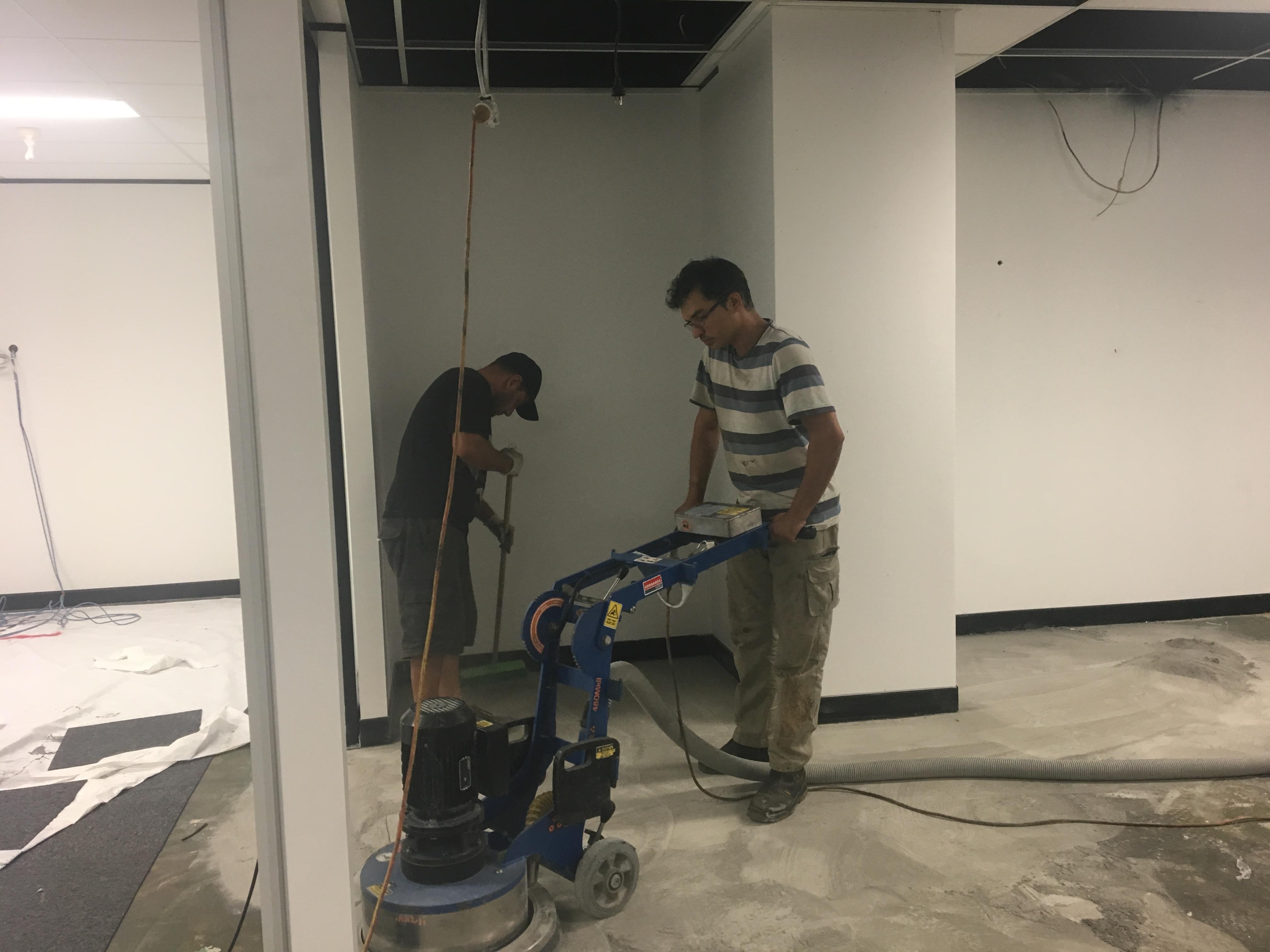 Concrete Grinding 5
