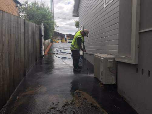 High Pressure Cleaning 6