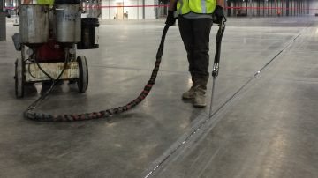 CONCRETE REPAIR SEALING