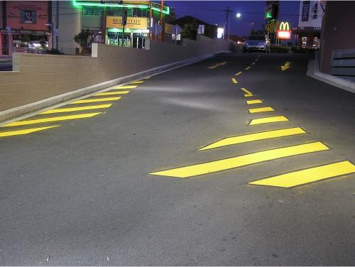 line marking 8