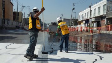 WATER-PROOFING SERVICES