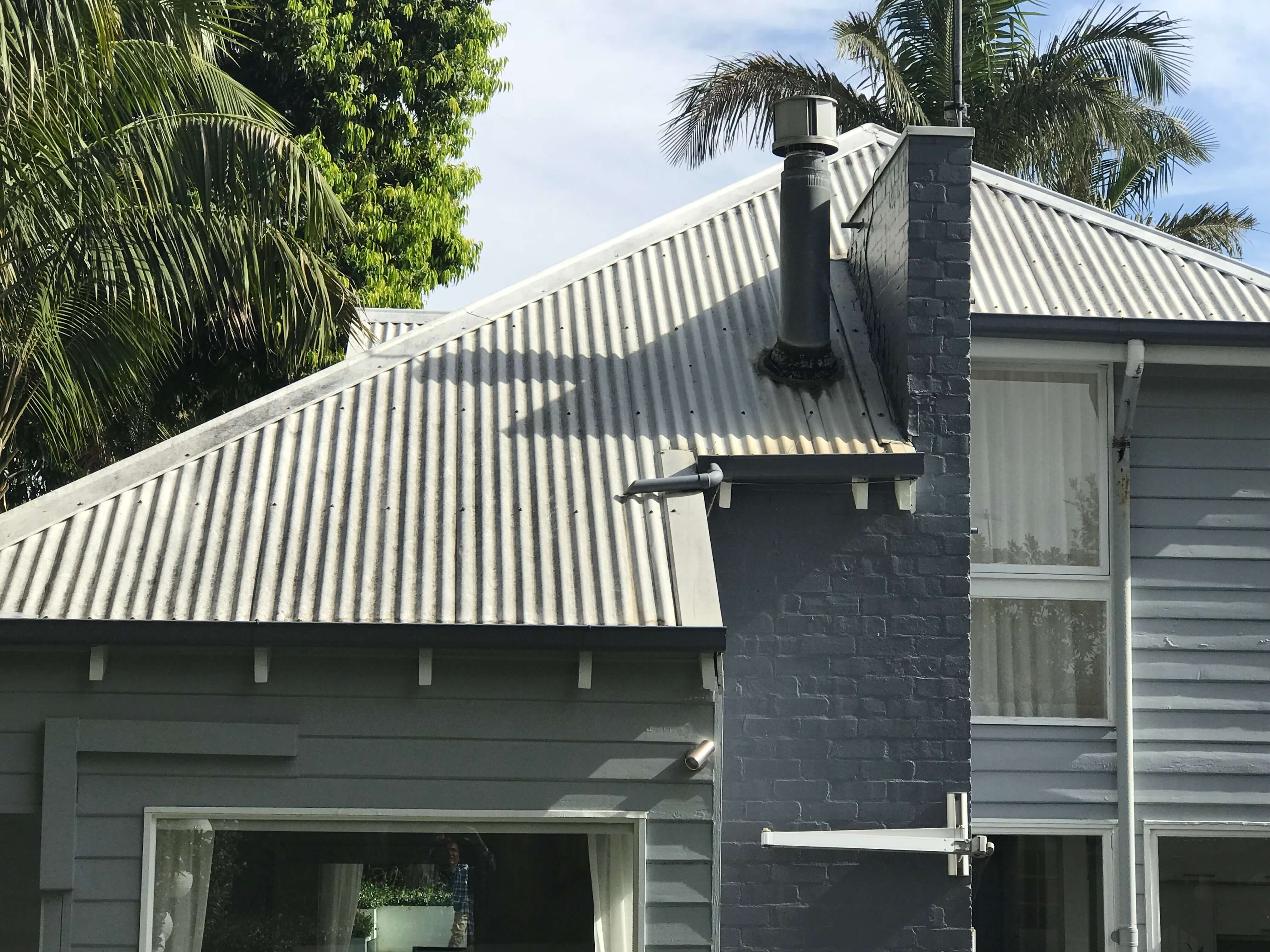 Metal&#;steelroofrestoration