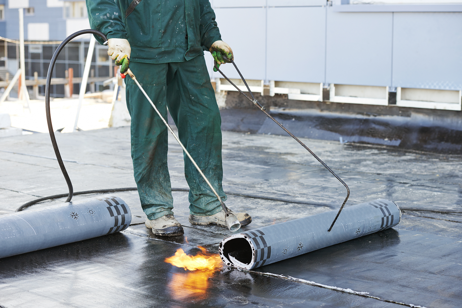 Rooftops Waterproofing