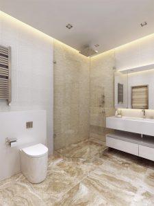 bigstock The Bathroom Is In A Minimalis