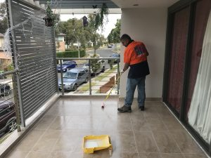 balcony waterproofing without removing tiles